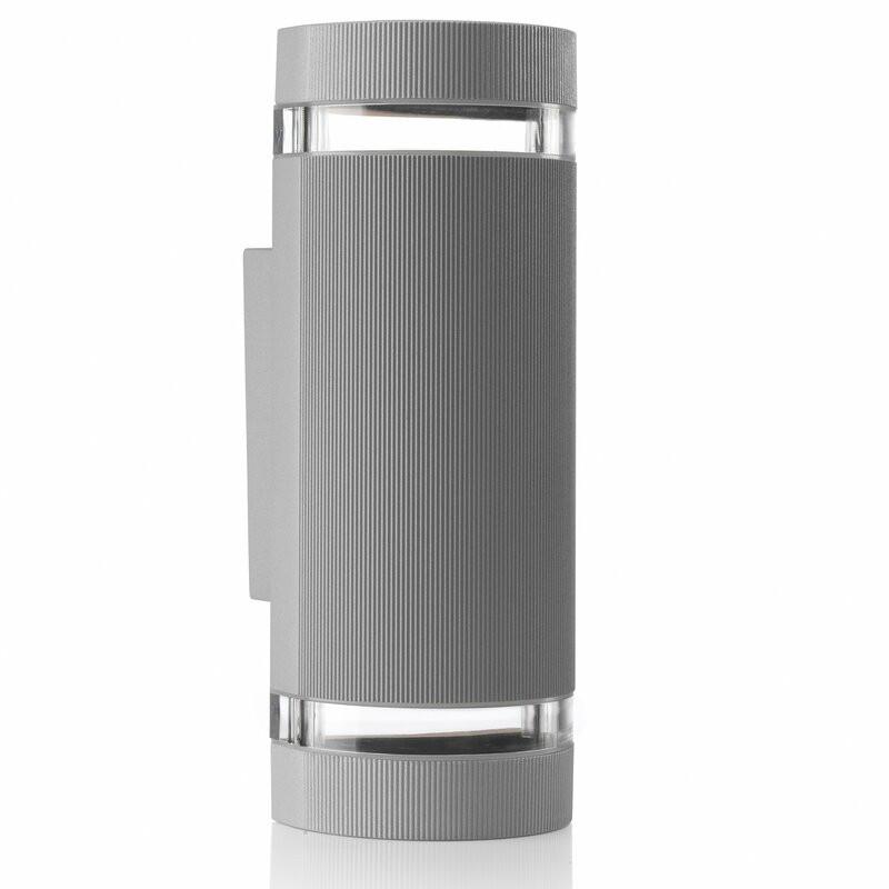 Aplica de exterior Gaspard, silver