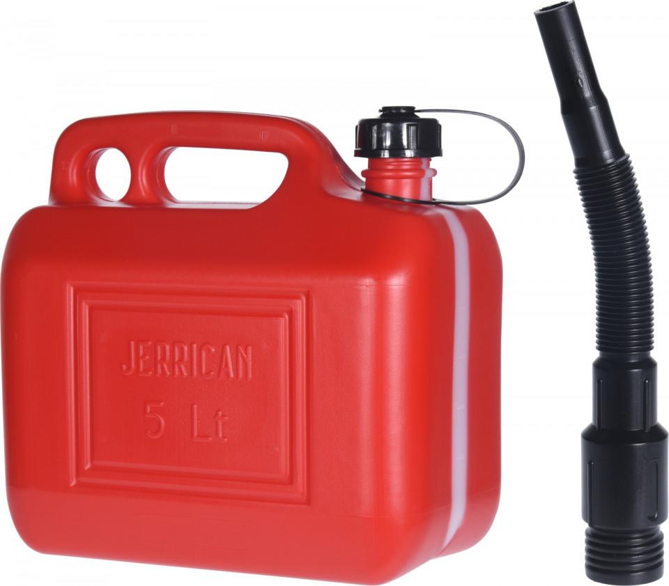 Canistra Karll Jerry 5 litri, cu palnie