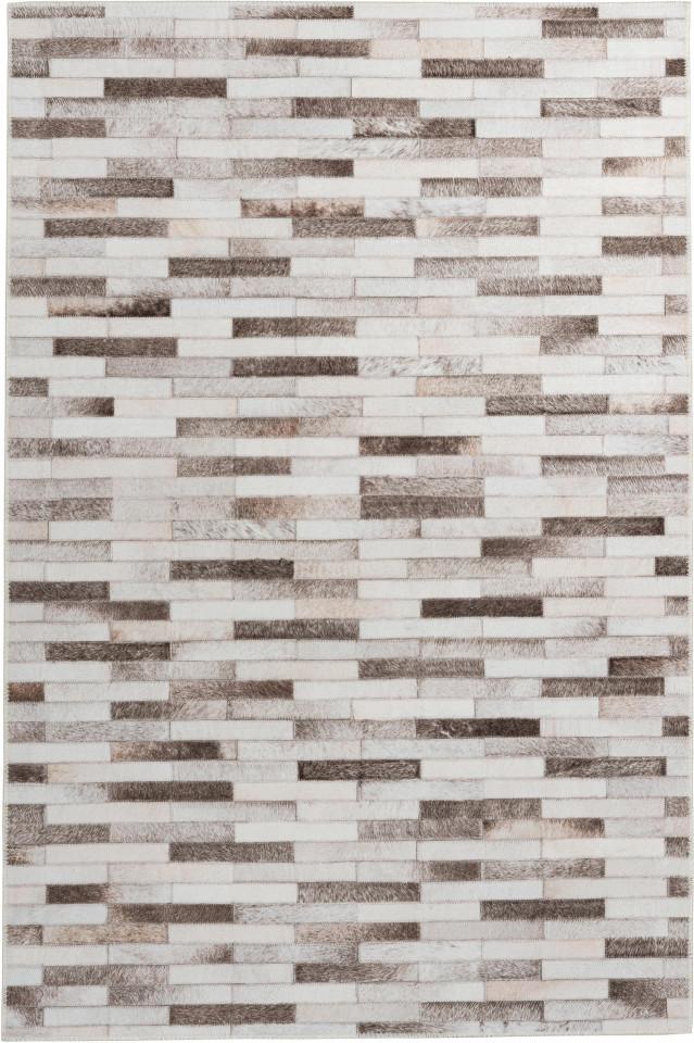 Covor Bonanza, bej/maro, 120 x 170 cm imagine 2021 chilipirul zilei
