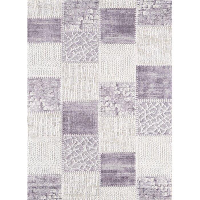Covor Greenville, violet, 160 x 220 cm imagine chilipirul-zilei.ro