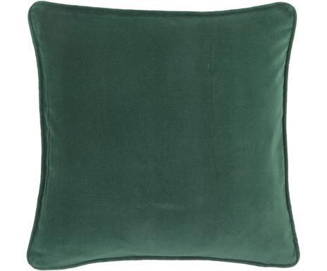 Față de pernă Dana verde smarald, 40x40 cm