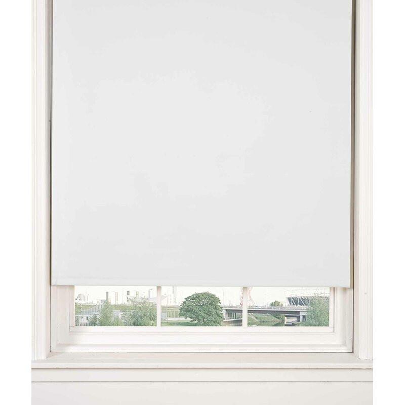 Jaluzea Blackout - alb 240 x 180 cm 2021 chilipirul-zilei.ro