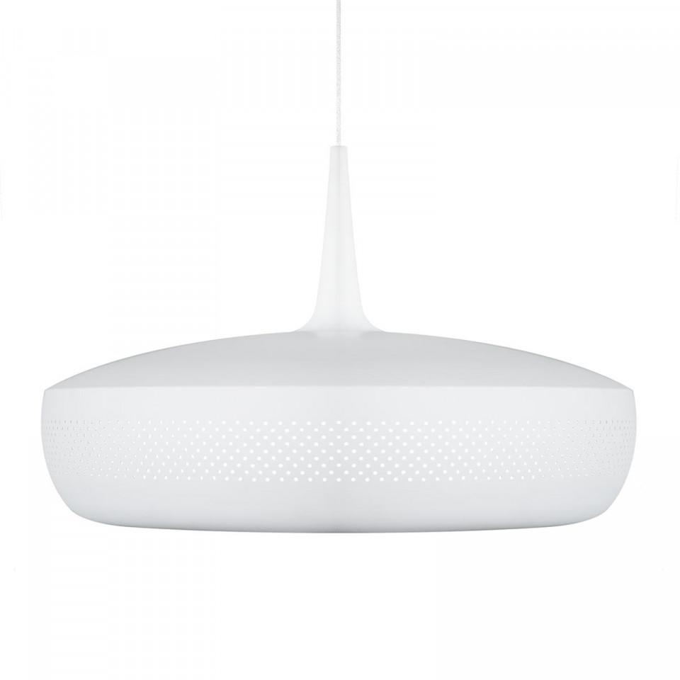 Lustra Clava Dine, alb, 28 x 43 cm
