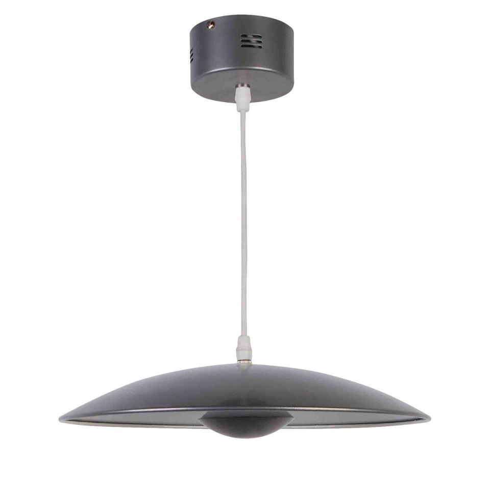 Lustra tip pendul Ufo, LED, metal, 34 x 14 cm, 10w