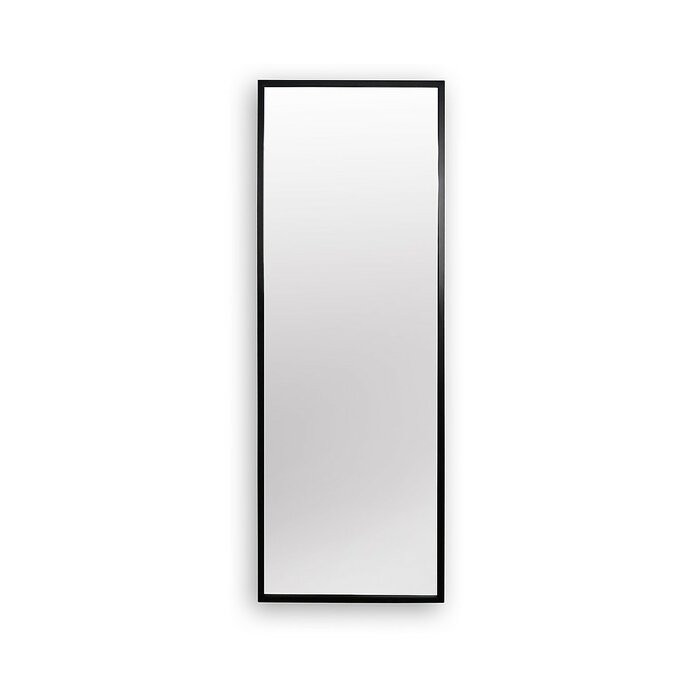 Oglinda Ayres, Neagra, 130 x 45 x 2.2 cm
