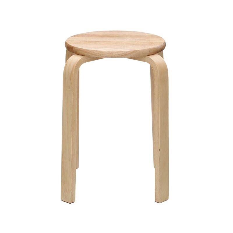 Scaun din lemn, 44 x 49 cm