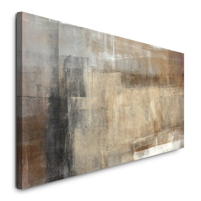 Tablou, panza, maro, 50 x 120 x 3 cm poza chilipirul-zilei.ro