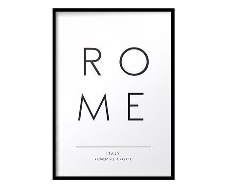 Tablou Rome, 30 x 40 cm chilipirul-zilei 2021