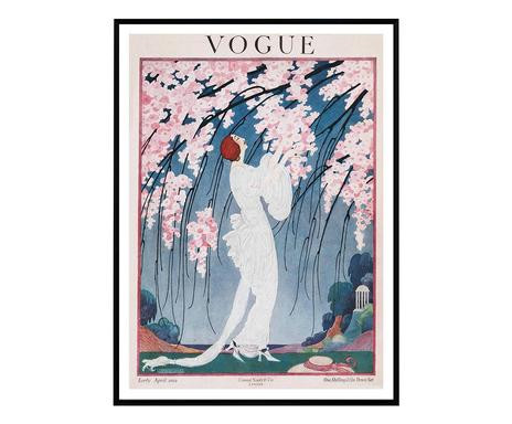 Tablou Vogue Retro VI, 50 x 70 cm chilipirul-zilei 2021