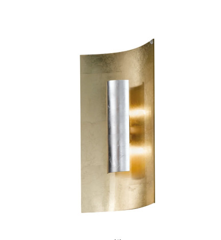 Aplica Aura, metal/sticla, 23 x 45 x 8 cm, 80w imagine 2021 chilipirul zilei