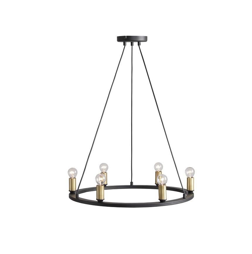 Candelabru cu 6 lumini Kowal, 56,5 x 56,5 cm