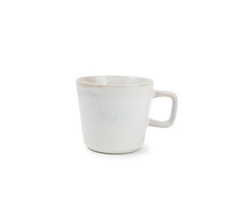 Ceasca Wilton, ceramica, alba, 7,6 x 0,085 cm 2021 chilipirul-zilei.ro