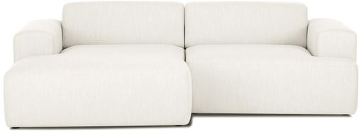 Coltar Melva cu 3 locuri, bej, 240 x 144 cm