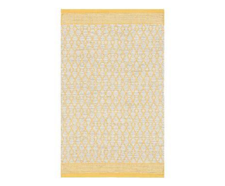 Covor Bay galben, 200x140 cm