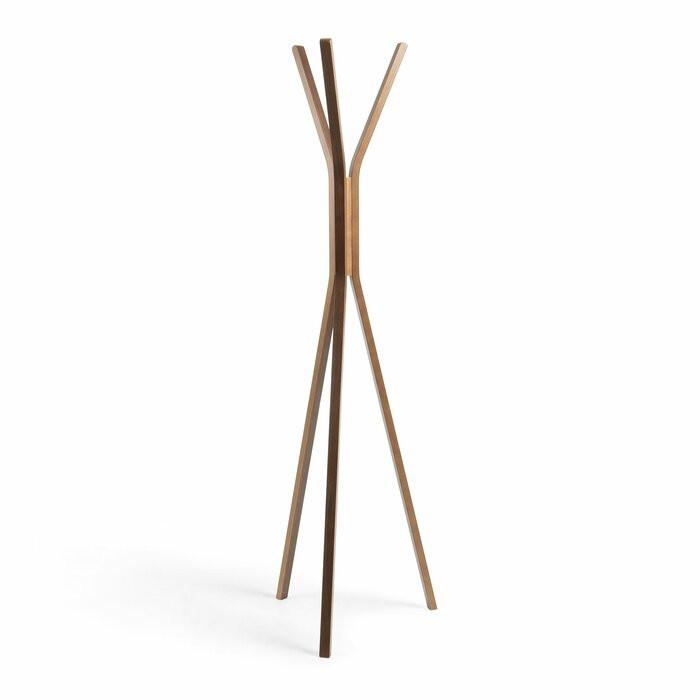 Cuier Waxman, lemn, maro, 173.5 x 54 x 54 cm 2021 chilipirul-zilei.ro