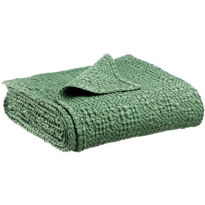 Cuvertură de pat Maniteau, verde, 180 x 260 cm poza chilipirul-zilei.ro