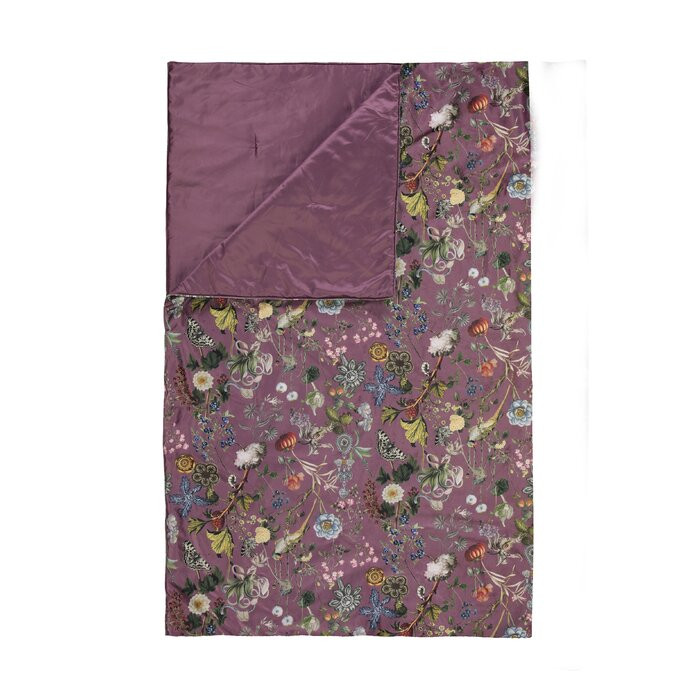 Cuvertură de pat Xess, poliester, 100 x 240 cm