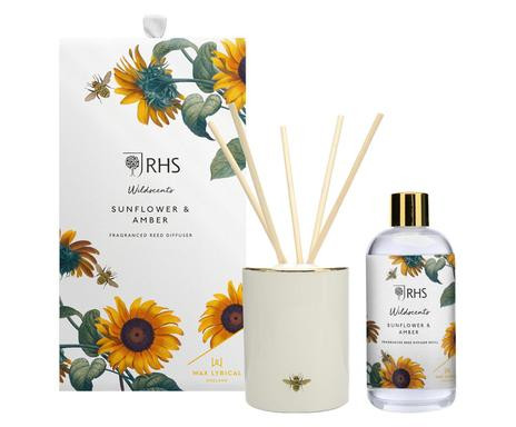 Difuzor Reed: Sunflower & Amber