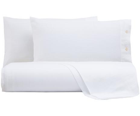Lenjerie de pat cu husa pentru pilota Basil, 3 piese, matrimoniala