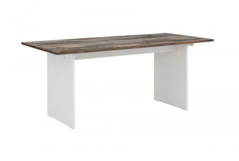 Masa de living Home Affaire, lemn masiv, 180 x 90 x 76 cm chilipirul-zilei 2021