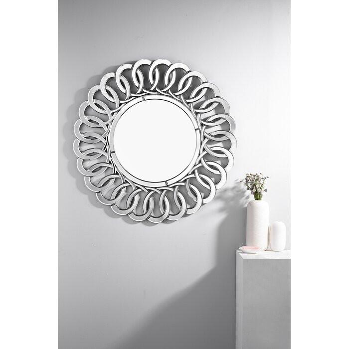 Oglinda Dedham, 60 x 60 cm