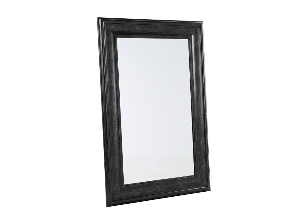 Oglinda LUNEL, rama neagra 61 x 91 cm