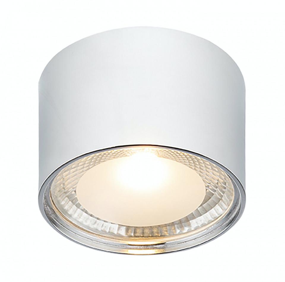 Spot LED Serena sticla/fier, argintiu, 1 bec, diametru 11 cm, 230 V poza chilipirul-zilei.ro