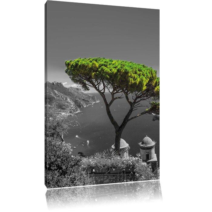 """Tablou cu """"Arborele Mediteranian"""", 100 x 70 cm imagine chilipirul-zilei.ro"""