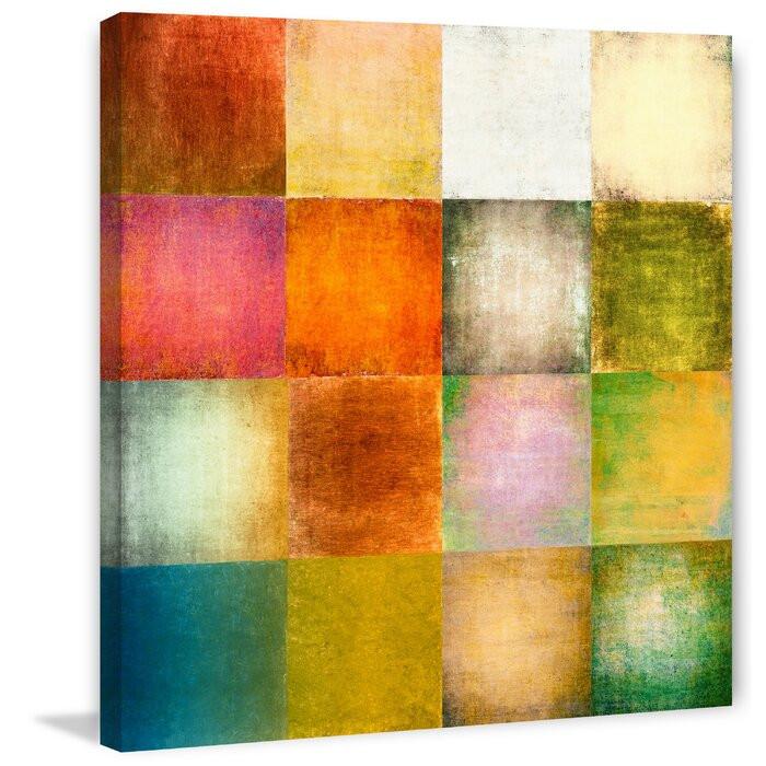 Tablou Modest Season, multicolor, 66 x 66 x 2 cm chilipirul-zilei 2021