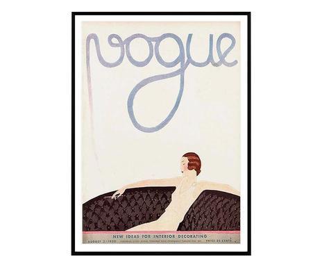 Tablou Vogue Retro III, 30x40 cm chilipirul-zilei 2021