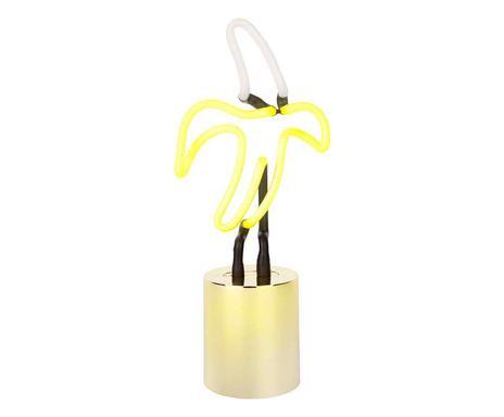 Veioză Banana Neon, 8x23x8 cm