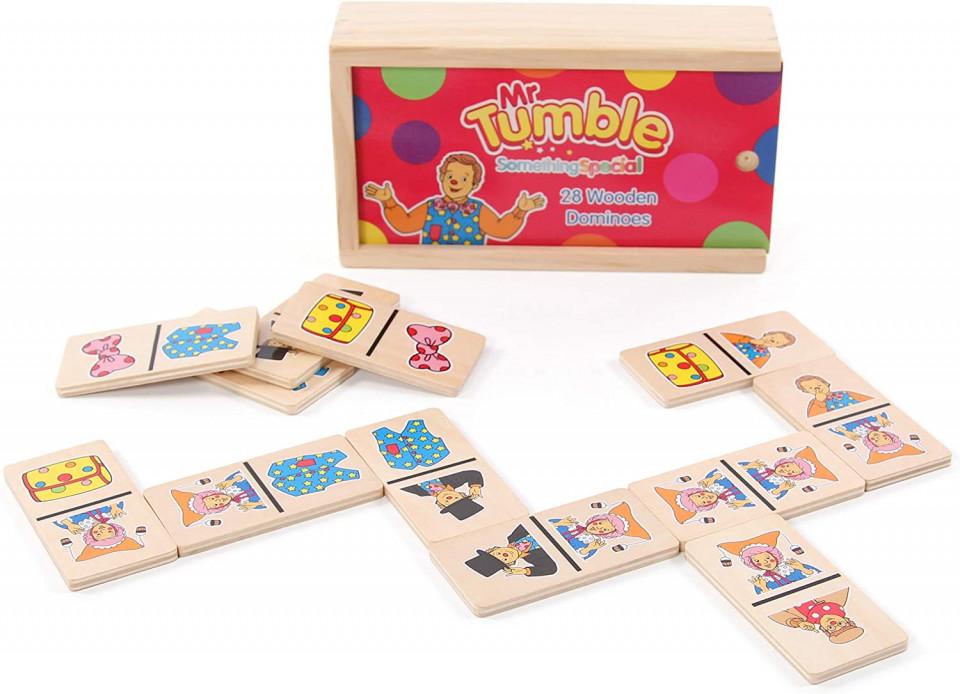 Domino Mr Tumble chilipirul-zilei 2021