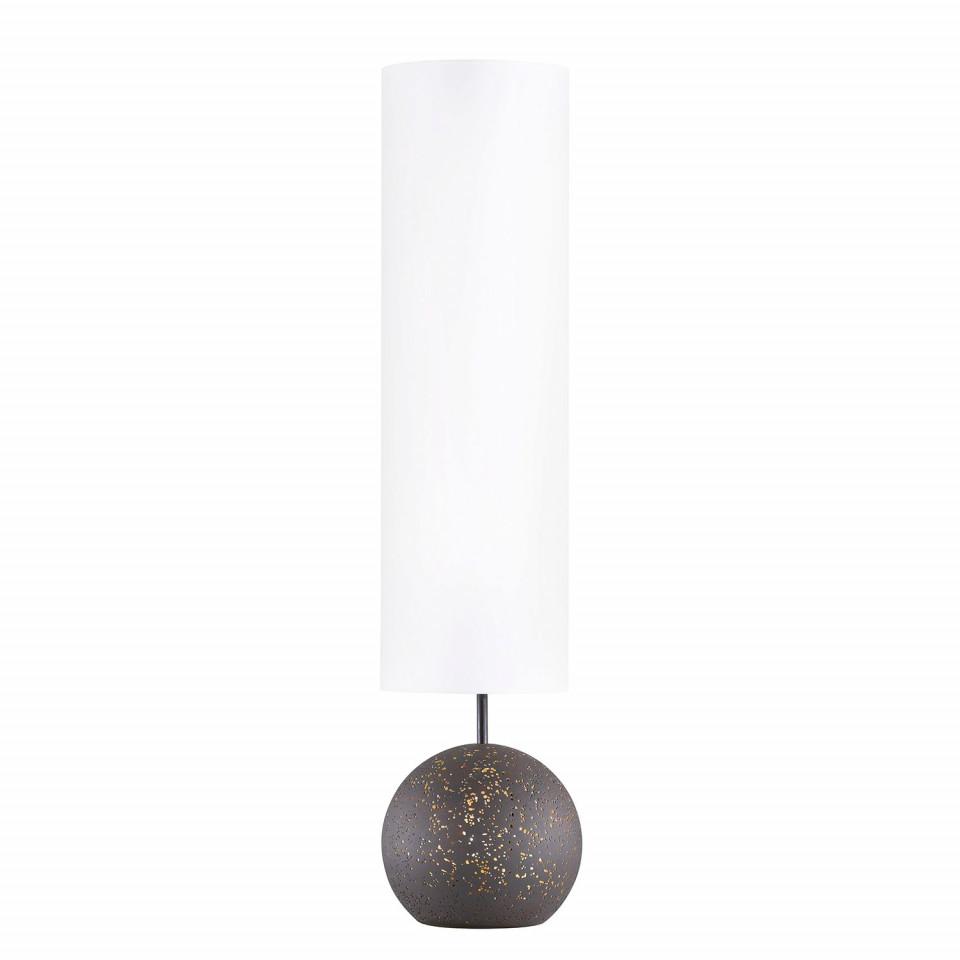 Lampadar Avila, metal, alb, 30 x 124 x 30 cm