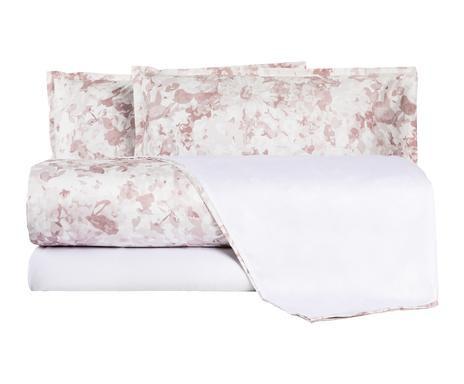 Lenjerie de pat roz antic, 205 x 255 cm chilipirul-zilei 2021