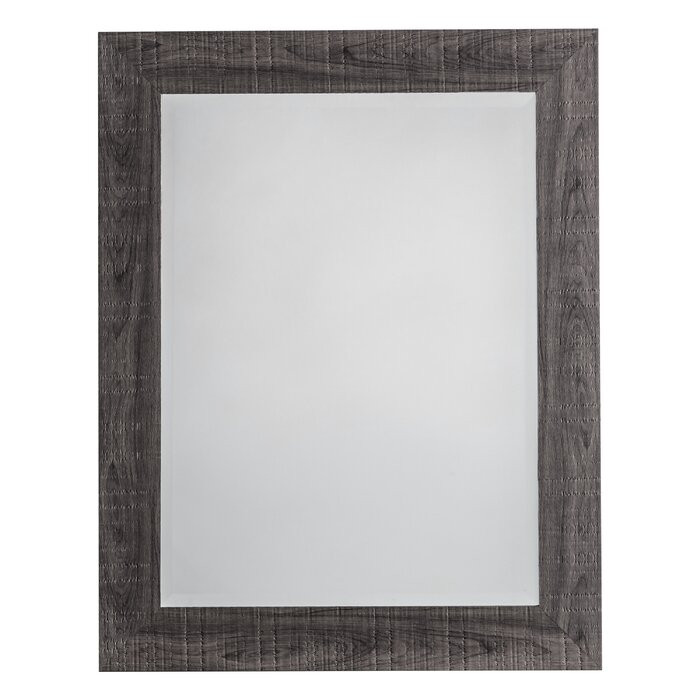 Oglinda Alvarado, Gri, 74 x 58 cm imagine chilipirul-zilei.ro
