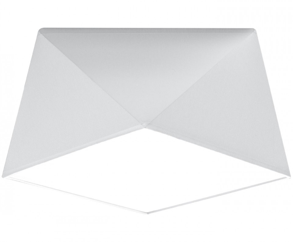Plafonieră Koma, alb, 30 x 15cm chilipirul-zilei 2021