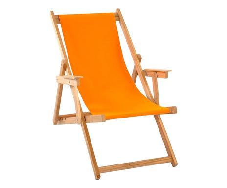 Scaun de terasa Amalfi portocaliu 2021 chilipirul-zilei.ro