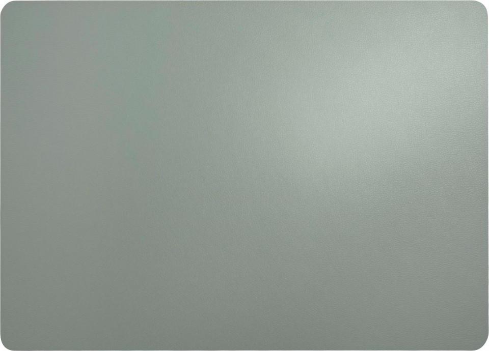 Set de 2 naproane din imitatie de piele, gri, 33 x 46 cm poza chilipirul-zilei.ro