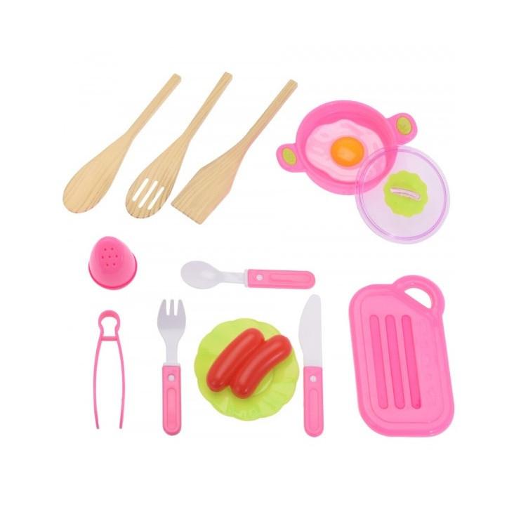 Set de accesorii bucătărie Karll pentru copii chilipirul-zilei 2021