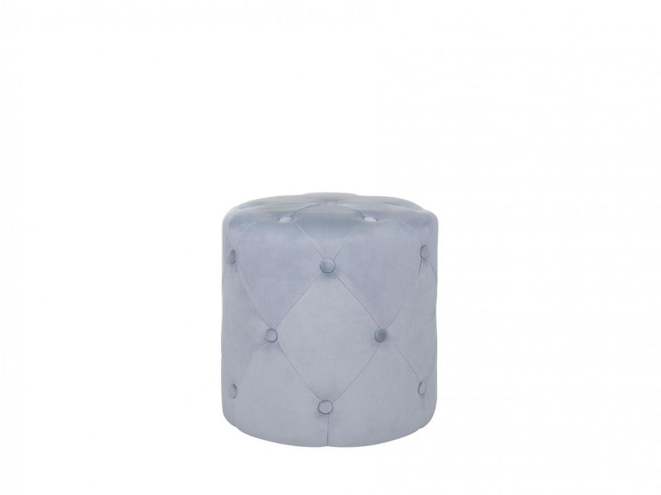 Taburet COROLLA, MDF, gri, 40 x 40 x 40 cm
