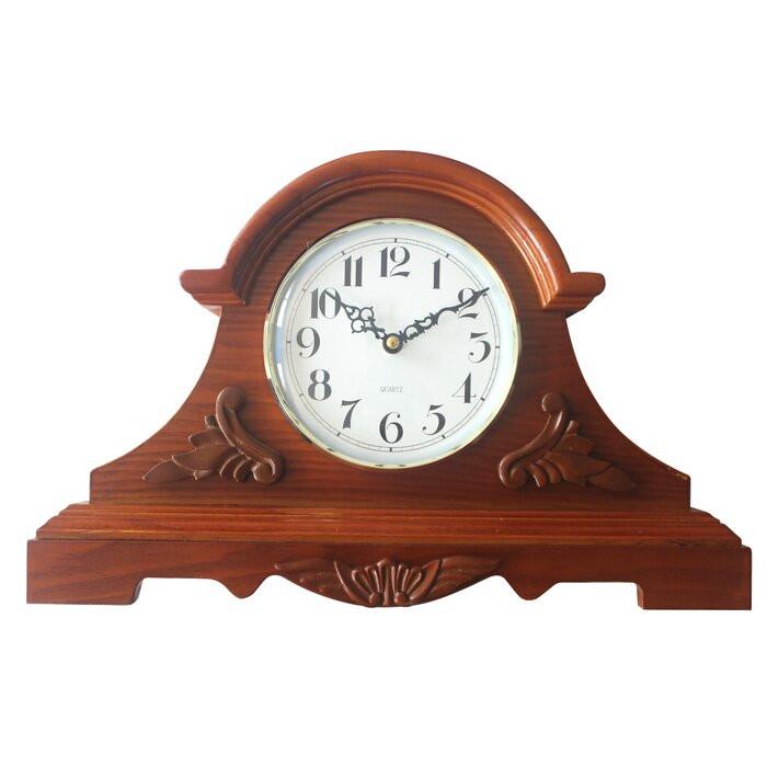 Ceas, maro, 29,6 x 45,4 x 11,2 cm poza chilipirul-zilei.ro
