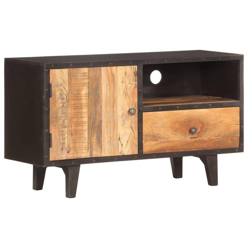Comoda TV 42  Kidder din lemn, 90 x 50 cm