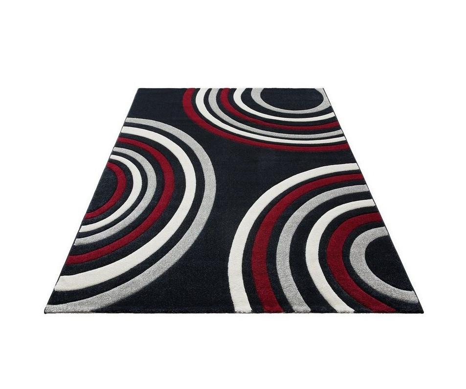Covor Home Affaire, negru/rosu/alb, 200 x 300 cm chilipirul-zilei.ro