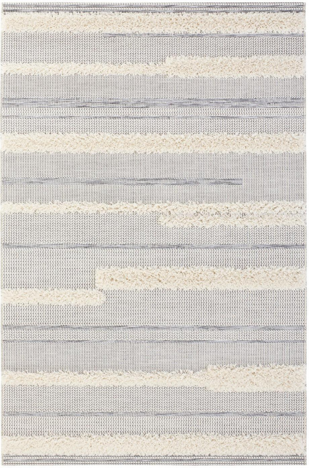 Covor Ifrane, gri/crem, 155 x 230 cm imagine 2021 chilipirul zilei