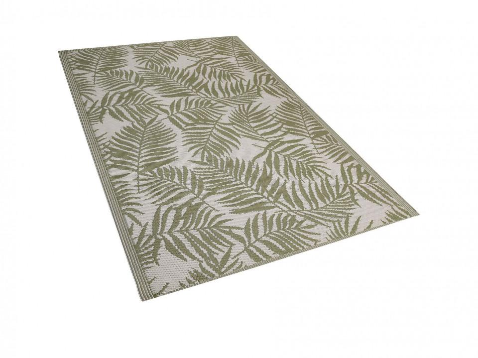 Covor Kota, alb/verde, 120 x 180 cm image0