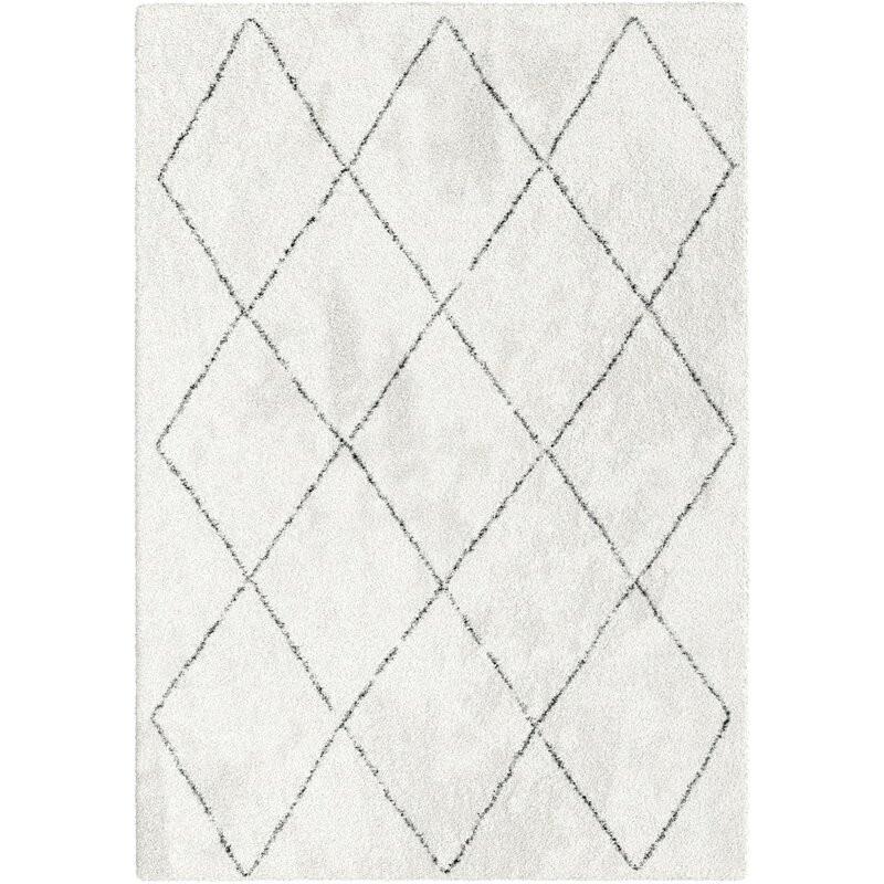 Covor Mcrae, alb, 200 x 290 cm