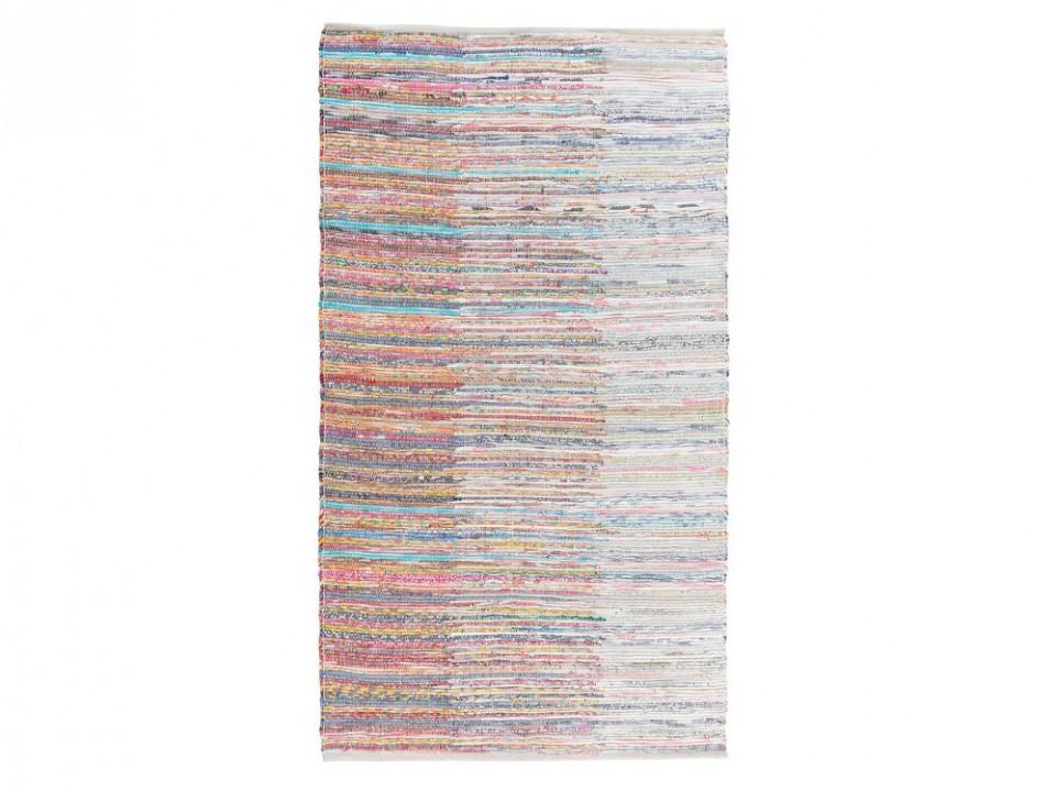 Covor Mersin din bumbac, multicolor, 80 x 150 cm imagine chilipirul-zilei.ro
