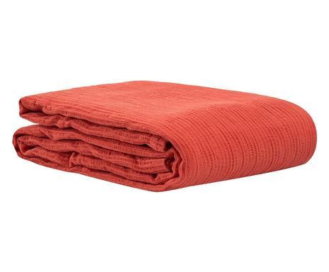 Cuvertura de pat Cannette, rosu, 260x260 cm by Mastro Raphael imagine chilipirul-zilei.ro