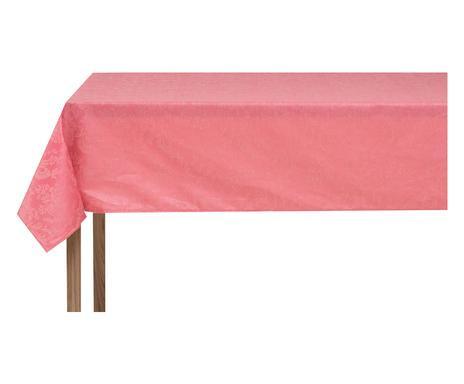 Fata de masa Ariadna, roz, 160x250 cm poza chilipirul-zilei.ro
