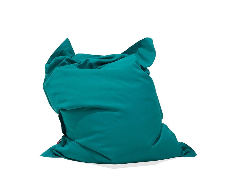 Fotoliu Bean Bag, poliester, albastru, 140 x 180 x 20 cm